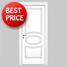 Listino prezzi porte interne pantografate in legno for Porte dorica castelli prezzi
