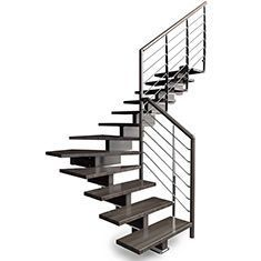Preventivo scala monotrave centrale con gradini in legno for Gradini in legno massello prezzo