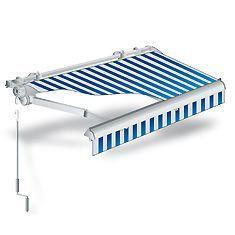 Preventivo tenda da sole a bracci forte e resistente barra for Tende da sole per balconi prezzi