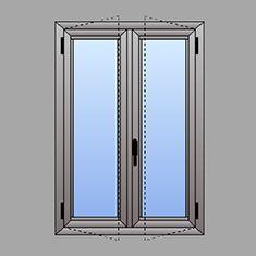 Listino prezzi finestre alluminio taglio termico - Prezzi finestre in alluminio ...