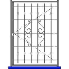 Listino prezzi inferriate di sicurezza - Prezzo inferriate finestre ...