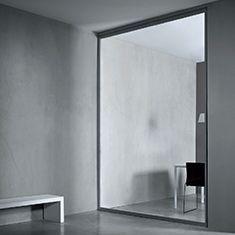 Listino prezzi porte interne vetro e alluminio - Porte interne alluminio e vetro ...